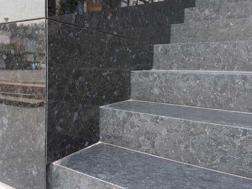 granit labradorit blue